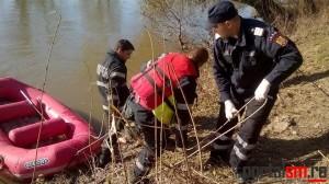 Femeia găsită înecată în Someș a fost identificată. De unde era