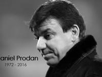 """Daniel Prodan ar fi împlinit azi 45 de ani. """"Nu-l vom uita niciodată"""""""