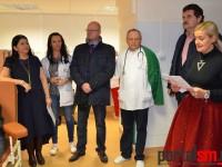 Donație a femeilor din UDMR pentru Oncologia Spitalului Județean (FOTO)