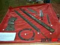 Războinicii de prestigiu din lumea antică, la Muzeul Judeţean. Expoziţie şi ateliere (FOTO)