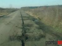 Plombare de mântuială pe drumul Mădăras-Gelu. Ce spun oamenii (FOTO)