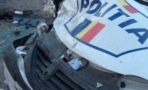 masina-politie-rasturnata