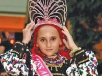 """O oșencuță, desemnată """"Miss International Model"""". Are doar 10 ani (FOTO)"""