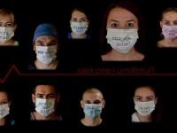 """Protest în faţa spitalului, în urma decesului """"Alo, 112? Veniți urgent, ne omoară UPU!"""""""