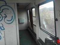 Condiții de lumea a 3-a pe trenul Satu Mare – Baia Mare (FOTO)