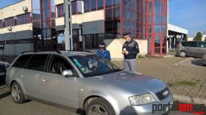 Migrant albanez, oprit la Petea. Voia în Schengen