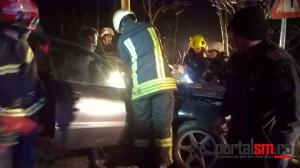 Polițiștii au stabilit vinovatul accidentului de la Negrești