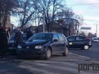 O zi complet nebună. Al cincilea accident înregistrat azi la Satu Mare (FOTO)