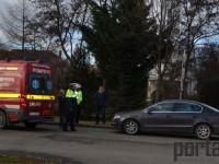 Accident cu victime în Titulescu. Două persoane, transportate la spital (FOTO)