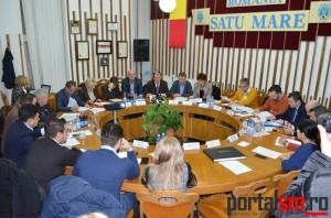 Schimbări semnificative în Consiliul Local Satu Mare