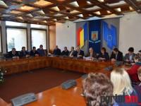Ultima ședință a Colegiului Prefectural din acest an (FOTO)