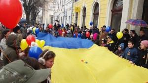 Moment emoționant de 1 Decembrie la Satu Mare creat de Cercetașii României (VIDEO)