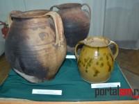 Oala cu sarmale a bunicii, la Muzeul Judeţean (FOTO)
