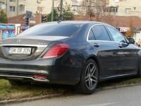 Nesimțirea unui sătmărean la Timișoara. Cum și-a parcat bolidul (FOTO)