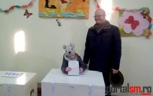 UDMR, lider detaşat pe municipiul Satu Mare. Surprizele rezultatelor