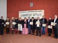 Gala Luminătorii Satelor. Zece personalități premiate la Satu Mare (FOTO)