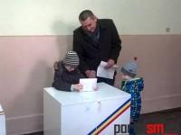Candidatul UDMR Magyar Lorand speră la o prezență de peste 50% în județul Satu Mare