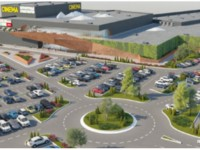 Mega-mall-ul NEPI prinde contur la Satu Mare. Când încep lucrările