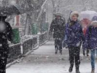 Ninge de Crăciun la Satu Mare. Ce spun meteorologii
