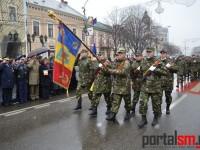 Ziua Națională a României, sărbătorită la Satu Mare (FOTO& VIDEO)