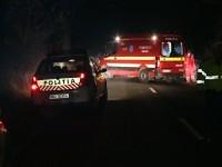 Accident grav în noapte de Revelion. Șoferul era beat