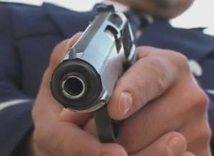 Unul din hoții prinși cu focuri de armă, arestat