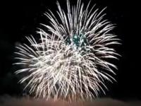 2017 primit cu focuri de artificii la Satu Mare (VIDEO)