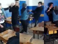 Elevă lovită de agentul de pază. Bătăi și scandaluri în școli