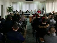 Polițiștii sătmăreni au înființat sindicatul EUROPOL la Satu Mare