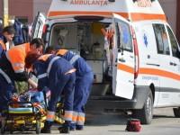 Explozie la Satu Mare. O femeie a suferit arsuri severe