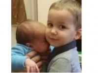 Înmormântarea a doi îngerași: Nathaniel și Luca Balog