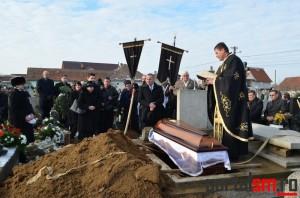inmormantare Alexandru Panea