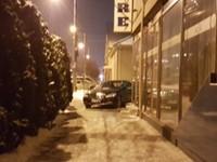 Așa parchezi când ai Mercedes. Nesimțire totală (FOTO)