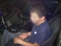 Prins la volan la doar 17 ani. Acum are dosar penal