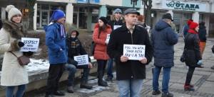Protest astăzi la Satu Mare