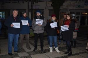 Duminică se protestează din nou la Satu Mare: NU graţierii şi amnistiei