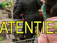 Sătmărenii, țepuiți fără rușine la cel mai mare hypermarket din Satu Mare. Atenție mare la casă (FOTO)