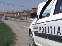 """Zbura"" cu peste 100 km/h prin Doba. Oprit la timp de polițiști"