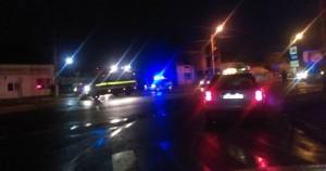 Accident grav pe Cloșca. Dosar penal pentru șoferul vinovat (VIDEO)