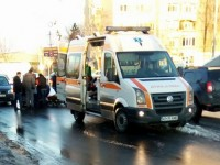Accident la Satu Mare. Bărbat lovit pe trecere