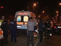 Accident grav la Satu Mare. Bărbat, rănit pe trecere