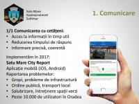 Satu Mare City Report. Aplicația unde veți putea semnala problemele