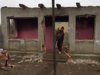 Așa arată casa după incendiu. Un copil mort, 8 pe drumuri. Ajută-i! (FOTO&VIDEO)