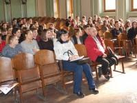 """Campania """"Aripi frânte"""" în Colegiul Național Mihai Eminescu"""