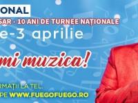 Fuego, în concert la Satu Mare. Când și unde