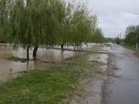 Pericol pe inundații la Satu Mare. Vor fi pornite pompele de desecare