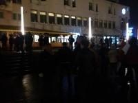 Sătmărenii, pentru a treia seară consecutiv în stradă (LIVE&FOTO&VIDEO)