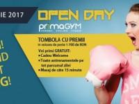 Open Day, în 27 februarie la PrimaGYM