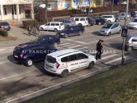 Poliția Locală pune în pericol viețile sătmărenilor (FOTO)