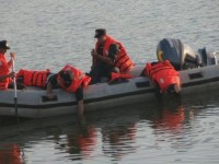 UPDATE Patru bărbaţi în Someş: un mort, unul de negăsit (FOTO/ VIDEO)